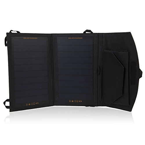 Ivation Portable Foldable Solar Charging