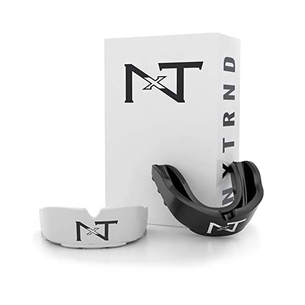 Nxtrnd Rush Sports Mouth Guard - 2 Pack Mouthguard 1