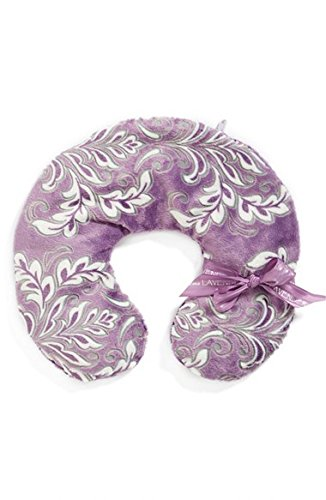 Amazon Com Sonoma Lavender Neck Pillow Lavender Plush Health