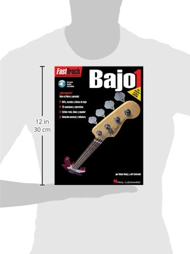 Fasttrack Bass Method 1 - Spanish Edition: Fasttrack Bajo 1: Amazon.es: Blake Neely, Rick Mattingly: Libros en idiomas extranjeros