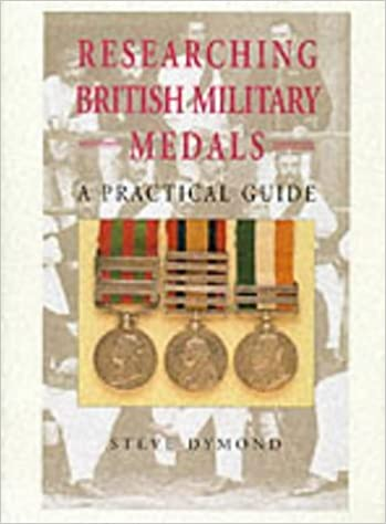 Download Researching British Military Medals PDF