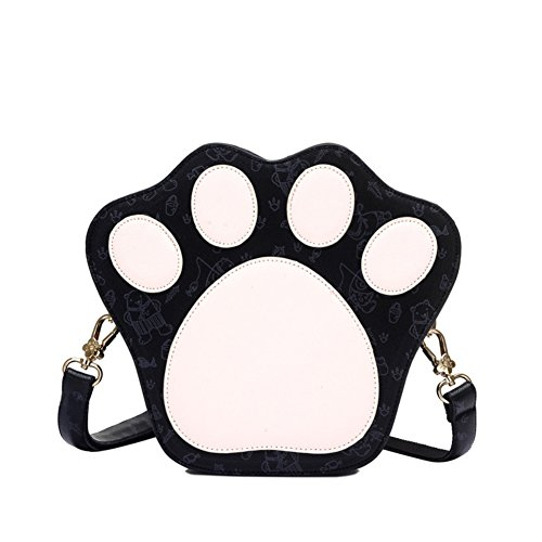 Hipytime AHB880476C2 New Style PU Leather Cute Cartoon Women's Handbag, - Clearance Burberry