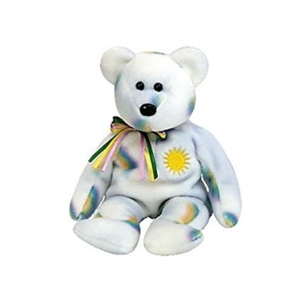 f6fbd468118 Amazon.com  Ty Beanie Babies - Cheery the Bear  Toys   Games