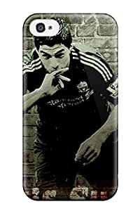Iphone 4/4s Case Bumper Tpu Skin Cover For Luis Suarez Accessories