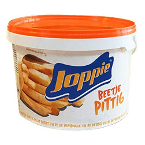 "Elite – Joppie saus ""Beetje Pittig"" – 2,5kg"