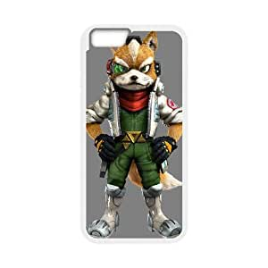 iPhone 6 4.7 Inch Cell Phone Case White star fox zero BNY_6747151