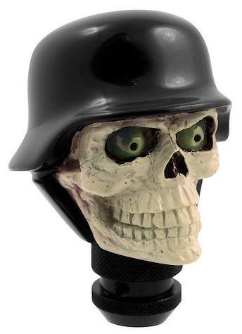 Chopper Skull Shift Knob