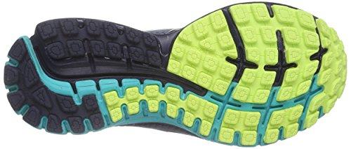 Brooks Ghost 8 GTX, Women's Running Shoes Blau (Storm/Sharpgreen/Ceramic)