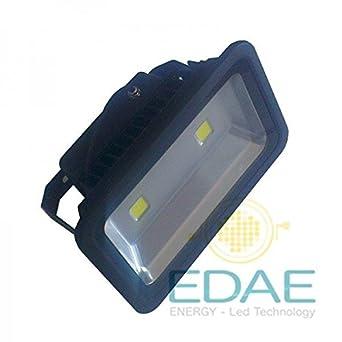 Proyector LED Exterior, Foco LED Exterior, 100W equivalente 250W ...