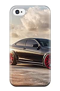 Crystle Marion's Shop TashaEliseSawyer Case Cover For Iphone 4/4s - Retailer Packaging Mercedes Benz C63 Protective Case 7836320K25365538