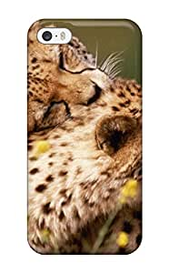 Brand New 5/5s Defender Case For Iphone (animal Love)