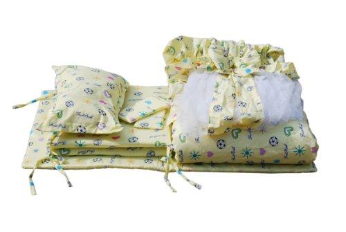 In beistellbett babybett laufgitter babywiege stubenbett inkl
