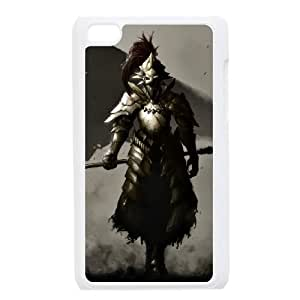 ipod 4 White Dark Souls phone cases protectivefashion cell phone cases NHTG5090112