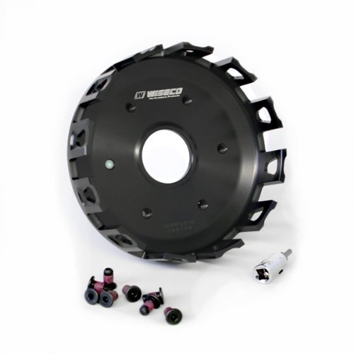 - Wiseco WPP3015 Forged Clutch Basket for Suzuki RM80/RM85