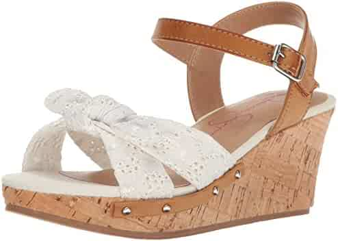 Jessica Simpson Kids' Fabiana Wedge