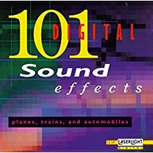 101 Digital Sound Effects, Vol 5: Planes Trains & Automobiles
