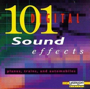 (101 Digital Sound Effects, Vol 5: Planes Trains &)