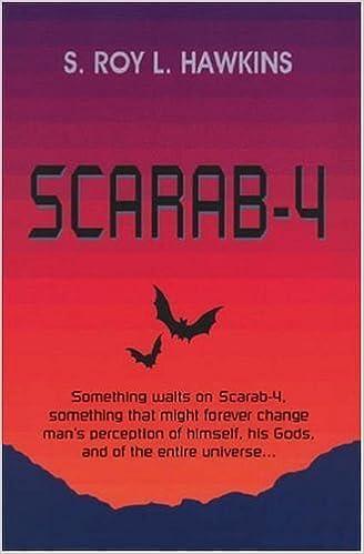 SCARAB-4 by Hawkins, S. Roy L. (2006)