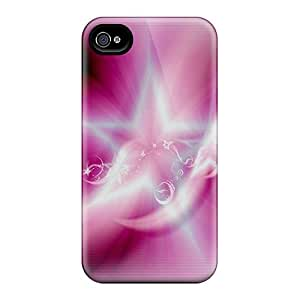 Premium Iphone 6 Cases - Protective Skin - High Quality For Pink Star