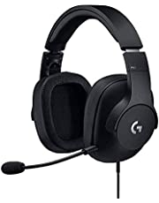 Logitech G Pro Gaming Headset Designed for Esports Players (PC, PS4, Switch, Xbox One, VR