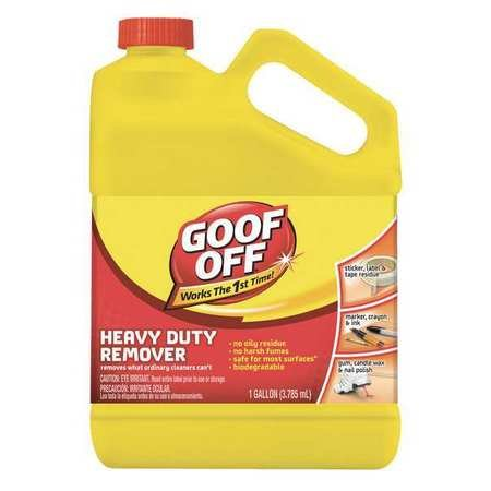 Heavy Duty Remover, 1 gal., Bottle