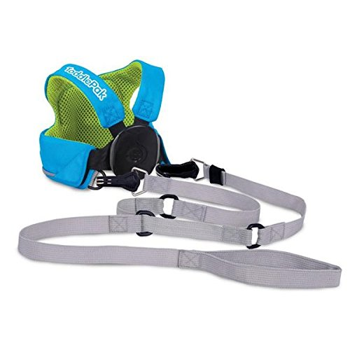 Trunki ToddlePak: Toddler Walking Leash, Kids Safety Harness: Bert Bear (Blue) by Trunki (Image #1)