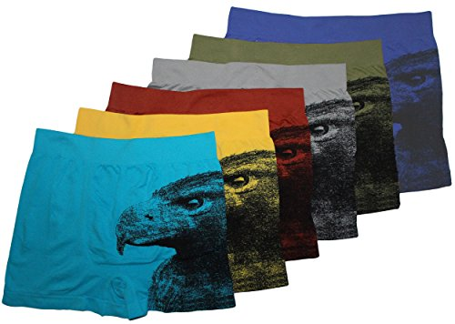 Seamless Stretchable Underwear Assorted Colors product image