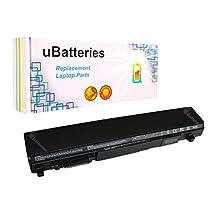 UBatteries Laptop Battery Toshiba Portege PA3831U-1BRS PA3832U-1BRS PABAS251 PABAS249 PABAS235 PA3929U-1BRS PA3931U-1BRS PA5043U-1BRS PA3833U-1BRS PA3930U-1BRS - 6 Cell, 4400mAh