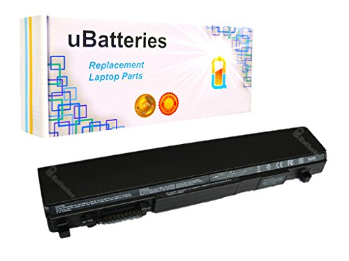 UBatteries Compatible 10.8V 4400mAh 48Whr Laptop Battery Replacement for Toshiba Satellite Tecra Portege R630 R830 R835 R845 R940 R945 R700 R705 R930 R935 R840 R940 Fits Part# PA3831U-1BRS Series