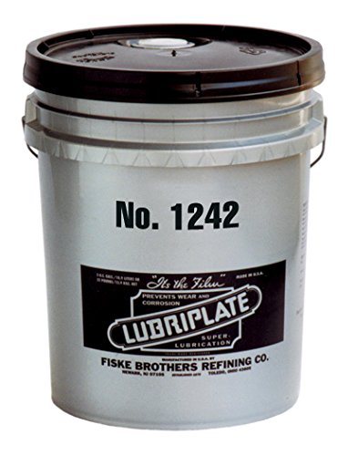 Lubriplate, No. 1242, L0106-035, Polymer Type Lubricant, 35 Lb Pail by Lubriplate