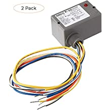 Functional Devices Ribu1C - Rib Relay, Enclosed 10 Amp Spdt