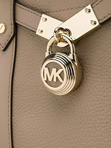 Luxury Fashion | Michael Kors Woman 30F9L0HS3L289 Pink Leather Handbag | Spring Summer 20