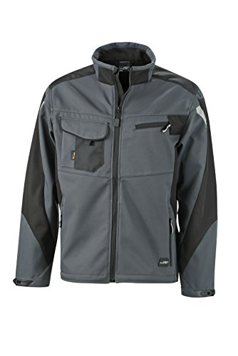 Giacca Dotazione Softhell black Con nbsp; Carbon Di Qualità Professionale Workwear In Softshell Jacket q4Iwr64