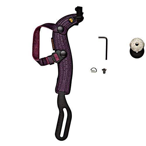 SpiderHolster Spider Pro Hand Strap, Purple by Spider