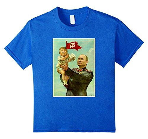 Funny-Baby-Trump-Putin-2017-T-Shirt