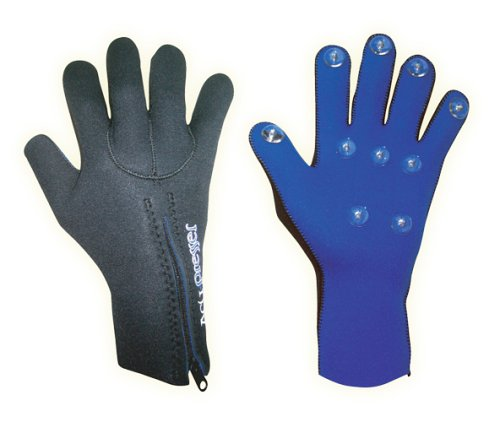 Body Flex X Max AcuPressure Massage Gloves (Large) Max Flex Gloves