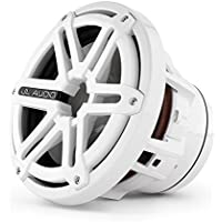 JL Audio M8IB5-SG-WH 8 Marine Audio 4 Ohm Subwoofer w/ White Sports Grille