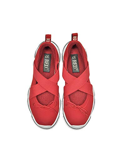 Valentino Poliammide Donna Red Rq0s0c00zwzmm0 Rosso Ballerine axzxvwd
