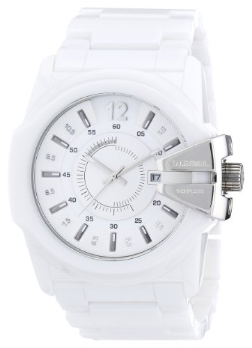 Diesel Analog White Watch DZ1515