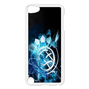 Custom High Quality WUCHAOGUI Phone case Blink 182 Pattern Protective Case FOR Ipod Touch 5 - Case-12