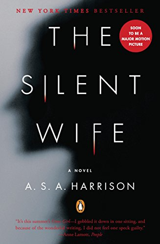 The Silent Wife: A Novel by [Harrison, A. S. A.]