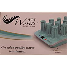 Short Heated Rollers (12 Short Ion Rollers) by HOT Wavers