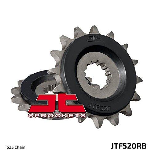 97-18 Suzuki GSXR600: JT Steel Front Sprocket (520 / 14T / OEM Rubber Cushion)