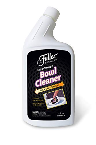 Products Brush Toilet Bowl (Fuller Brush Extra-Strength Bowl Cleaner – Cleans, Deodorizes & Descales Toilet Bowl – 32 fl. oz.)