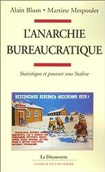 Anarchie bureaucratique
