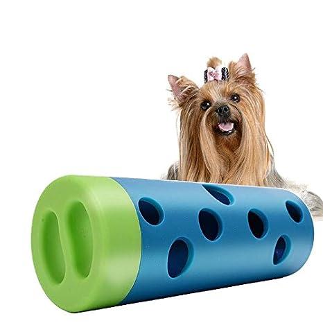 Tutoy Juguete Juguete Educativo Barril Juguetes Mejorar Mascotas Inteligencia Entrenamiento Juguetes Gatos Perros Juguete: Amazon.es: Hogar