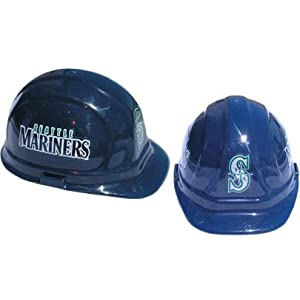 Seattle Mariners Hard Hat, Sports Hard Hats, MLB Hard Hats, Cheap Hard Hats, Amazon Hard Hats