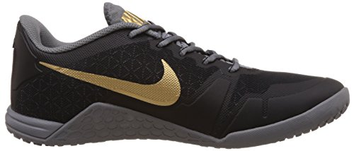 newest 43cac 93b19 Nike Mens Lunar Ultimate Tr Black, Metallic Gold, Cool Grey Outdoor  Multisport Training Shoes . ...