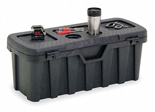 35'' Portable Tool Box, Black by Contico