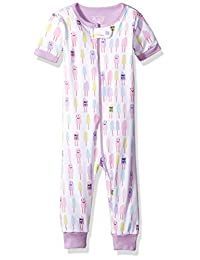 The Children's Place baby-girls Baby Sweet Li'l Short Sleeve Cropped Stretchie